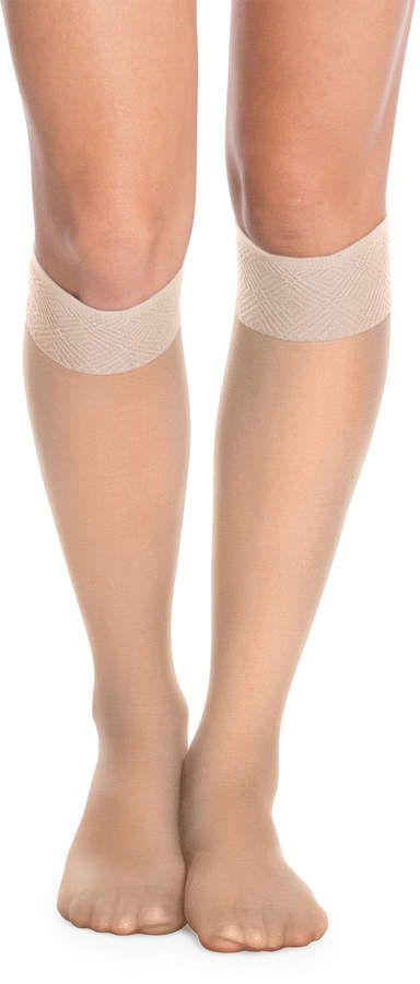 7c919b08b8b Spanx Sheer Hi-Knee Stockings  Sheer Spanx Stockings