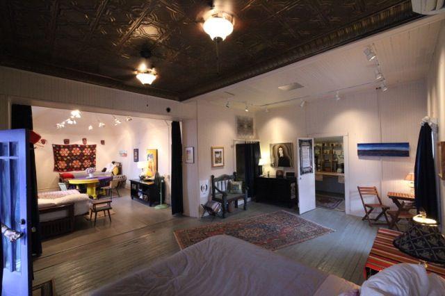 Contemporary Studio-Style Luxury Cabin Rental in Alpine near Marfa, West Texas