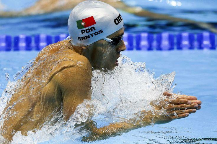 Alexis Santos: o melhor nadador português de sempre nas olimpíadasRIO 2016 | NATAÇÃO Alexis Santos 12.º classificado nas meias finais nos 200m estilos