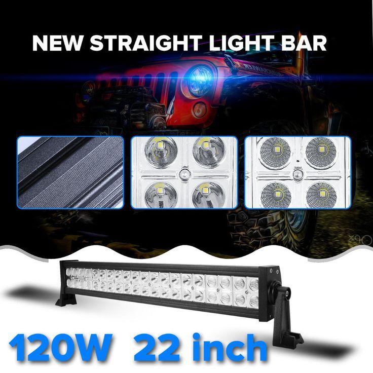 "22"" Cree Chips 120W Truck LED Light Bar"