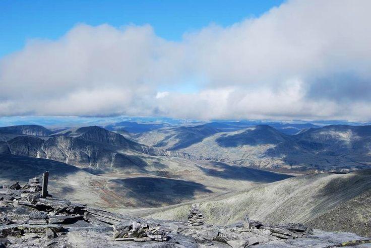 Rondane. Norway