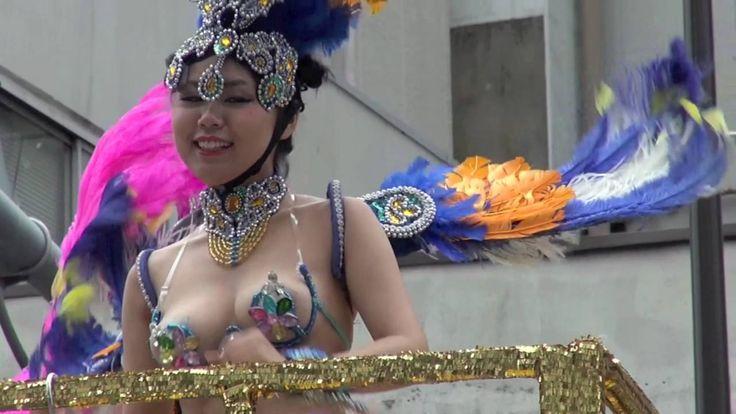 Asakusa Samba Carnival 2016 8:44 by 山下太一郎 --- 2016年08月27日(土) 浅草サンバカーニバル ロボットレストラン