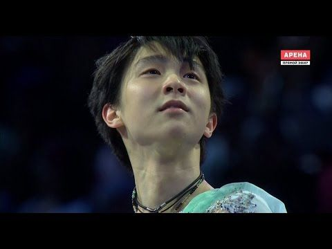Yuzuru Hanyu 羽生結弦 EX 2016 World Championship Boston - YouTube