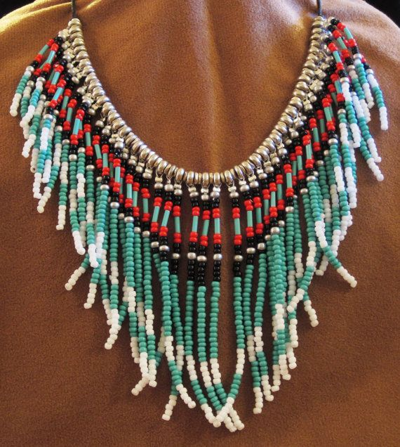 Native American Style...amazing!