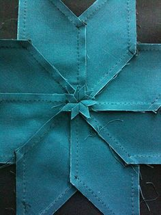 """Sentimental Stitches   Sewing """"Y"""" Seams – Eight Point Star Quilt Block"""