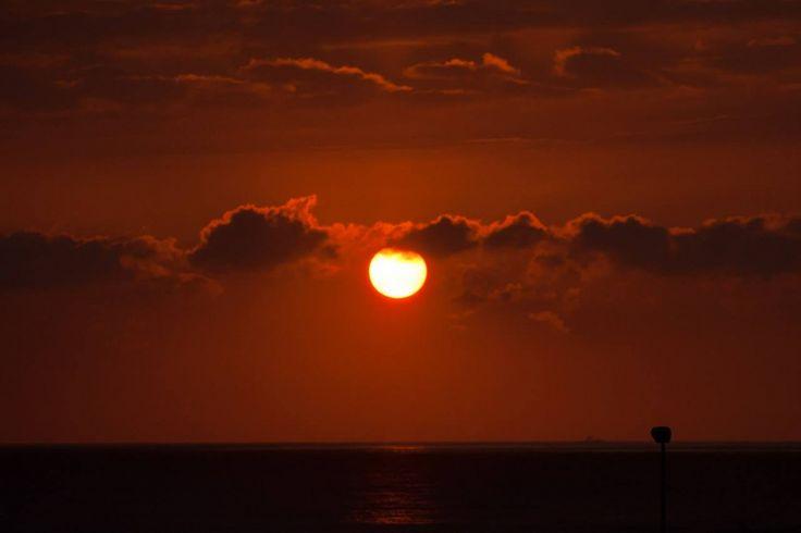 Sunset in Tarifa   Západ slunce v Tarifě