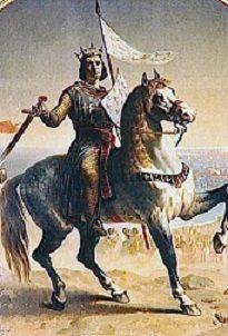 Santo Franciscano do dia - 25/08 - São Luís IX, Rei da França - Padroeiro da OFS - Rei da França. Protetor da Ordem Terceira (1215-1270). Canonizado por Bonifácio VIII no dia 11 de agosto de 1297.