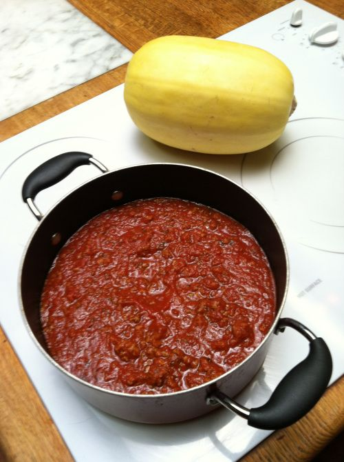 Recipe: Low-Carb Spaghetti Sauce