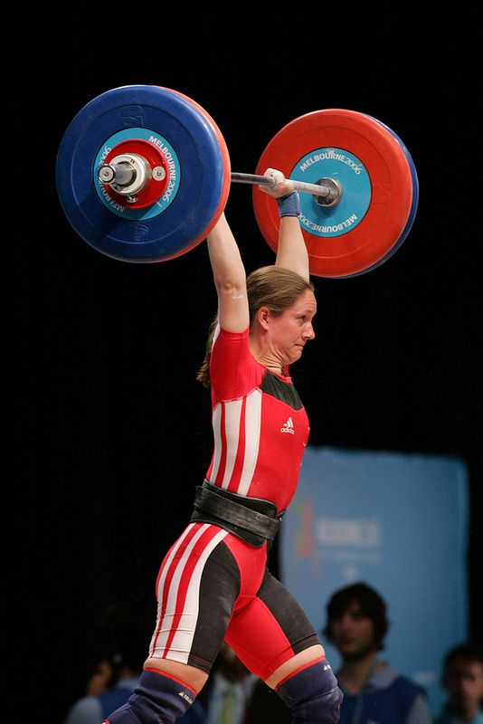 How about a spot of weightlifting (as featured in the Commonwealth Games) to boost your health and fitness levels? #commonwealth #fitness