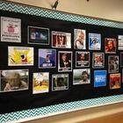 Classroom Meme Wall