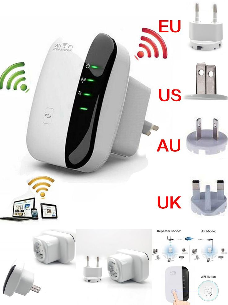 [Visit to Buy] Amplificador repetidor de sinal wifi wireless 300mbps wi fi wi-fi repeater router Internet antenna rede sem fio #Advertisement