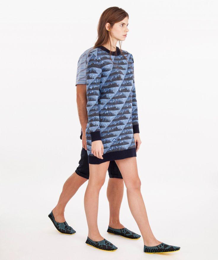 Supermundane x Pikkpack new shoe relelase on Designboom