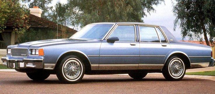 1985 Chevrolet Caprice Pictures Cargurus Chevrolet Caprice Caprice Classic Chevy Caprice Classic