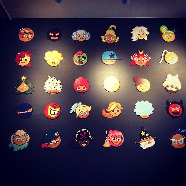 come2myhead:  #데브시스터즈(#Devsisters)는 온통 #쿠키런(#cookierun)이구나! (데브시스터즈 신사옥에서)