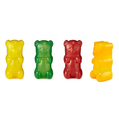 Gummy Bear Light, $28.00, UncommonGoods.com...I so want this for my office!