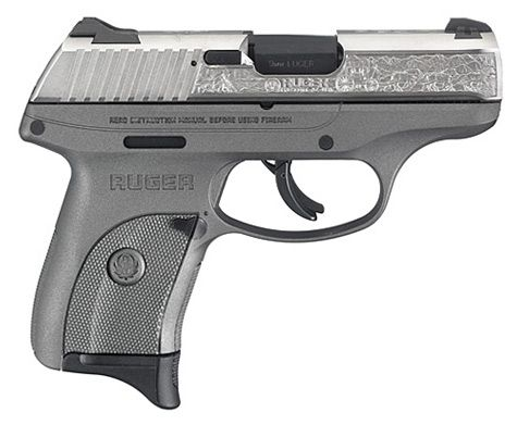 Ruger® LC9s® * Centerfire Pistol Model 3238  So pretty!