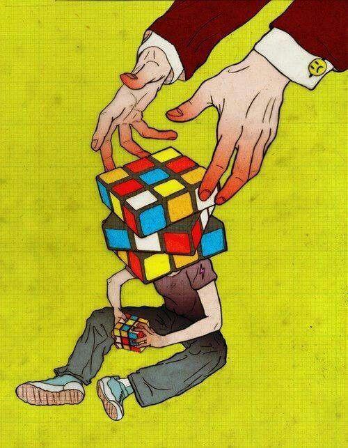 Rubix cubed