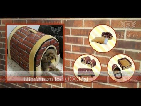 New Pet House Loved by Dogs - VickiStarfire.com