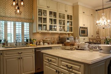 Cream Colored Kitchen Cabinets | Cream Colored Kitchen Cabinets Design  Ideas, Pictures, Remodel