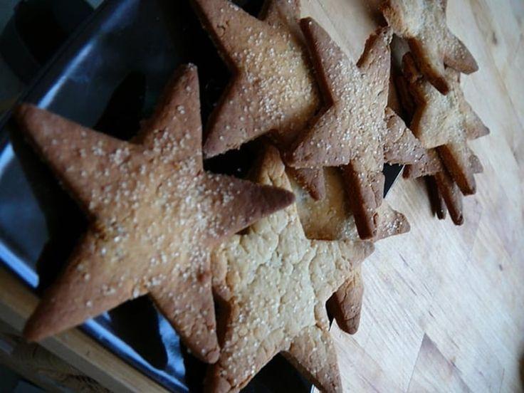 Recette Sablés aux châtaignes (biscuits)