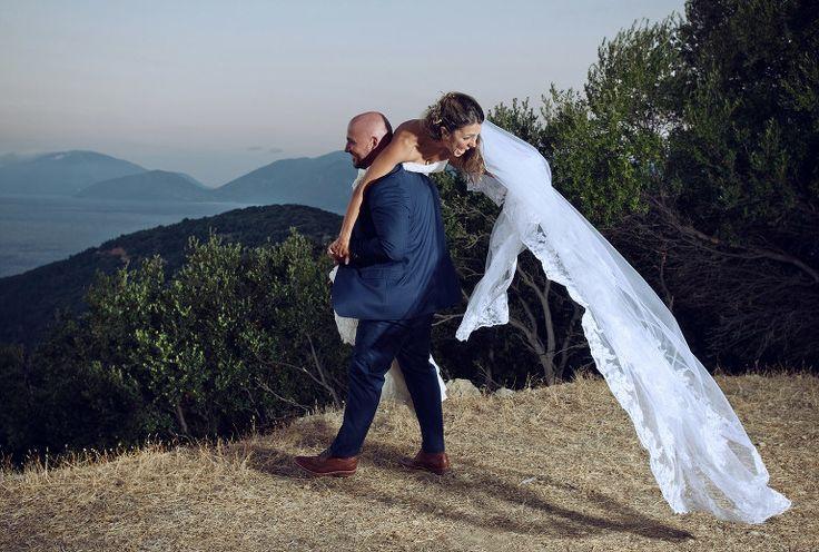Destination Wedding in Kefalonia |