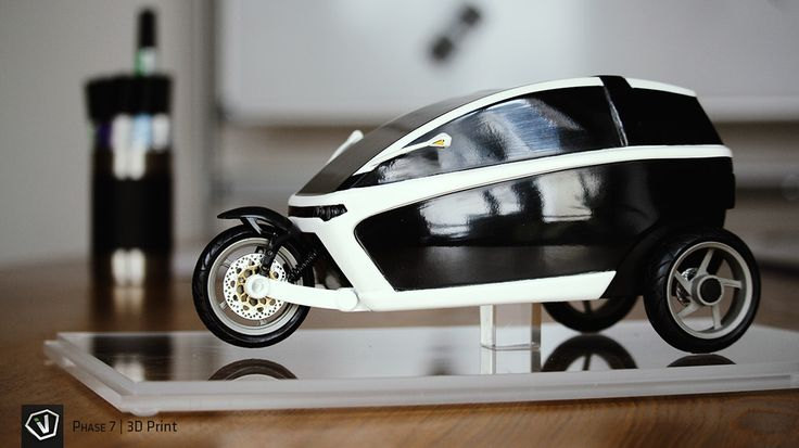 Innvelo Three - Transportation Design
