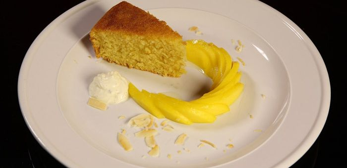 Warm Coconut Cake | My Kitchen Rules NZ