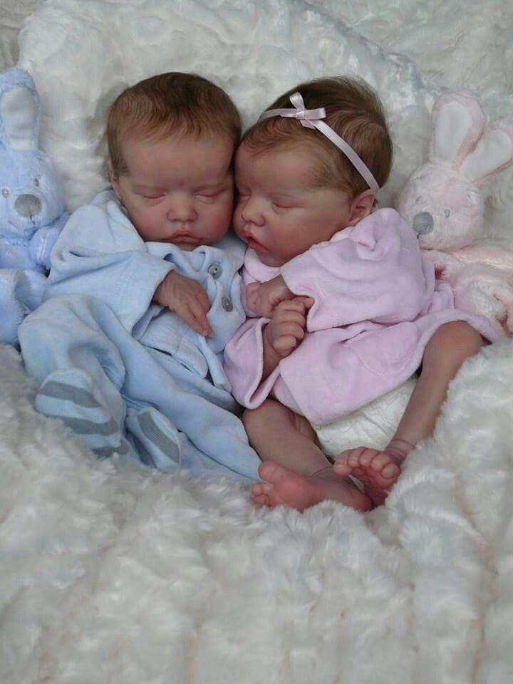 Twins Reborn Reborn Babies ️