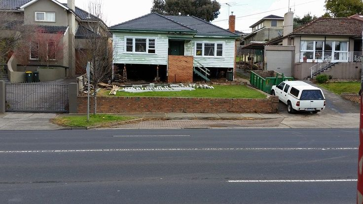 Able Reblocking Specialists Pty Ltd offers a professional house raising and house restumping melbourne services.