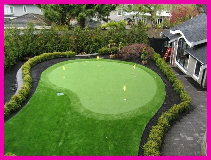 how to make a homemade indoor putting green