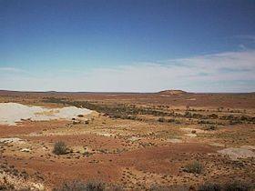 Lake Torrensis anephemeralsalt lakein centralSouth Australia.