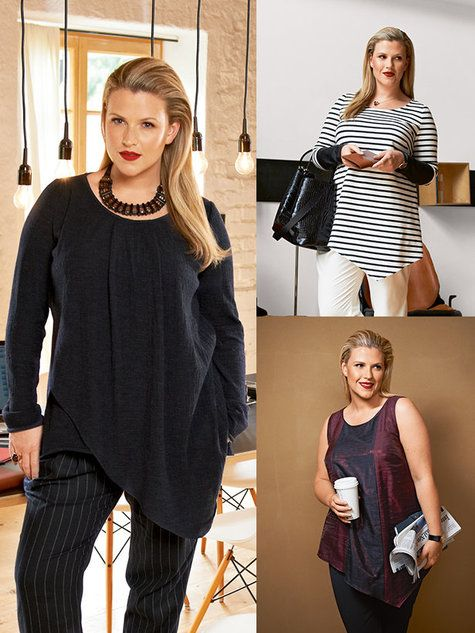 View details for the pattern Loft Life: 9 New Trending Plus Size Patterns on BurdaStyle.