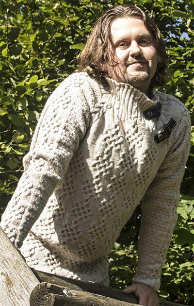 Henry Tudor pullover : Winter 2013