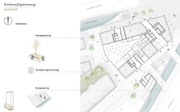 Abschlussarbeit: Monolith , Patrick Puhl, Hochschule für Technik, Wirtschaft und Kultur Leipzig - Campus Masters   BauNetz.de