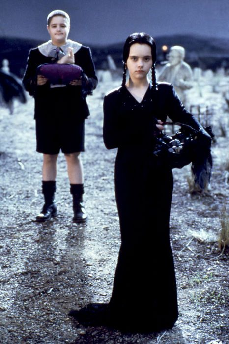 Wednesday and Pugsley Addams Addams Family Values 1990's ...