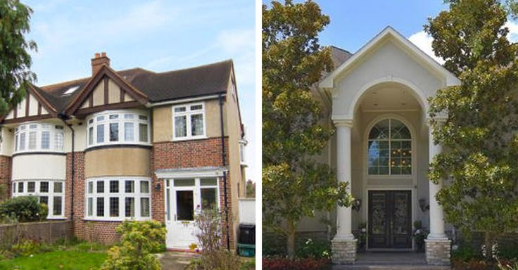 This Is What 1 Million Houses Look Like In The Uk Vs The Us Rental Property House Home Loans