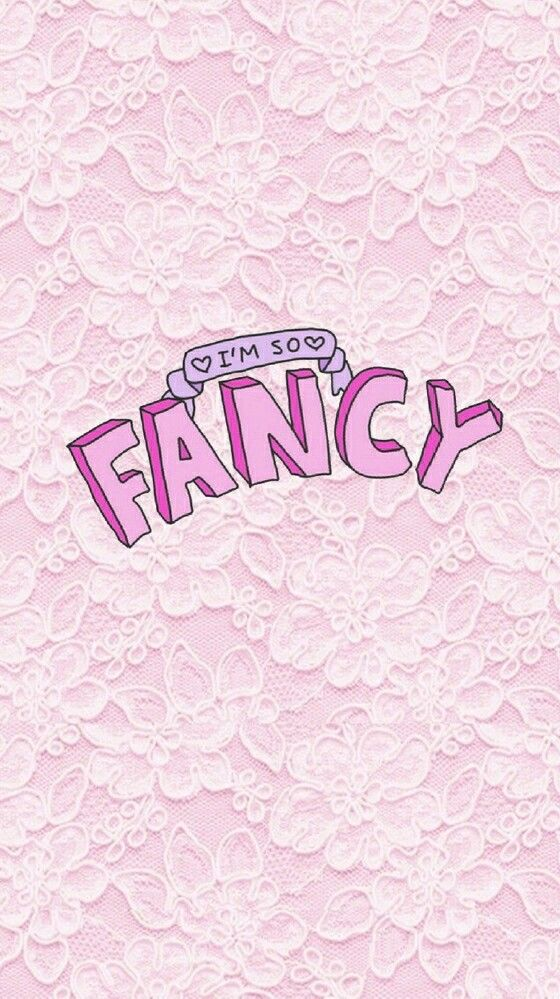 I'm so fancy wallpaper from Sassy Wallpaper app :)