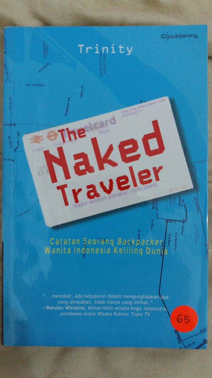 The Naked Traveler 1 ✏ Trinity