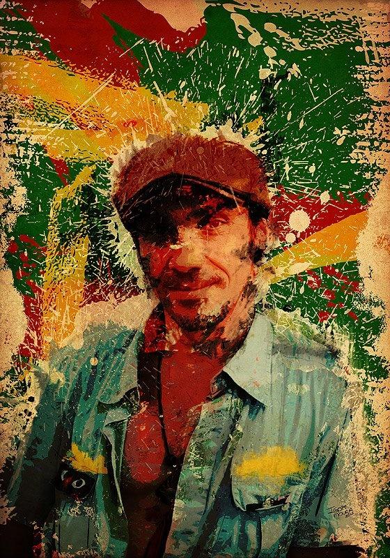 Manu Chao    http://portraitsbyigor.com/