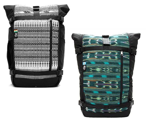 Ethnotek Backpacks by Forage Modern Workshop