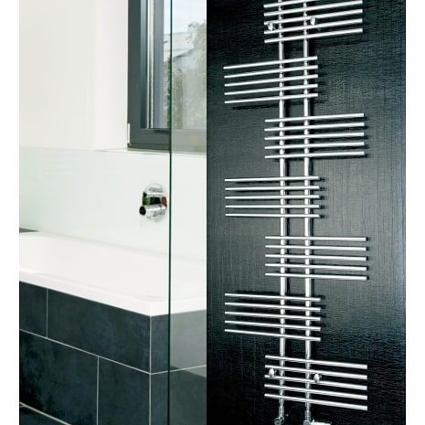 Modern and stylish, these towel rails really add to your interior. . . . . .  #interiordesign #homedecor #interior #decor #interiors #decoration #Bathroom #Towelrail #KeepWarm  #Home #DIY #interiordecor  #homedesign #interiorstyling #homestyle #interiores