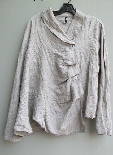Summer Blouse Sale Dress to Kill Artsy Jane Mohr Lagenlook | eBay