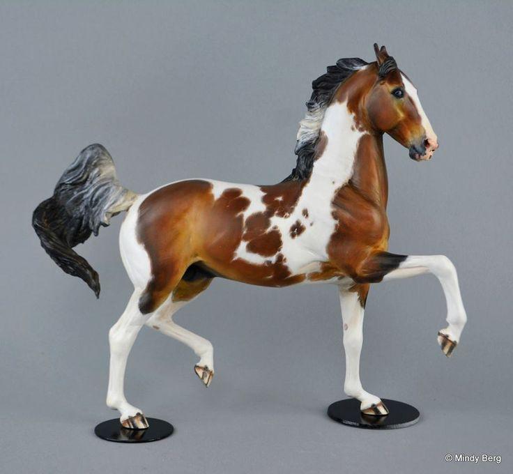 901 best images about Custom Model Horses on Pinterest