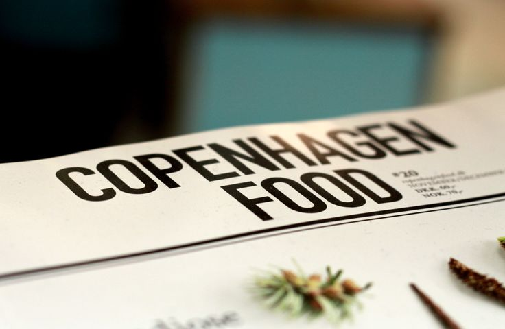 Copenhagen Food Magazine.