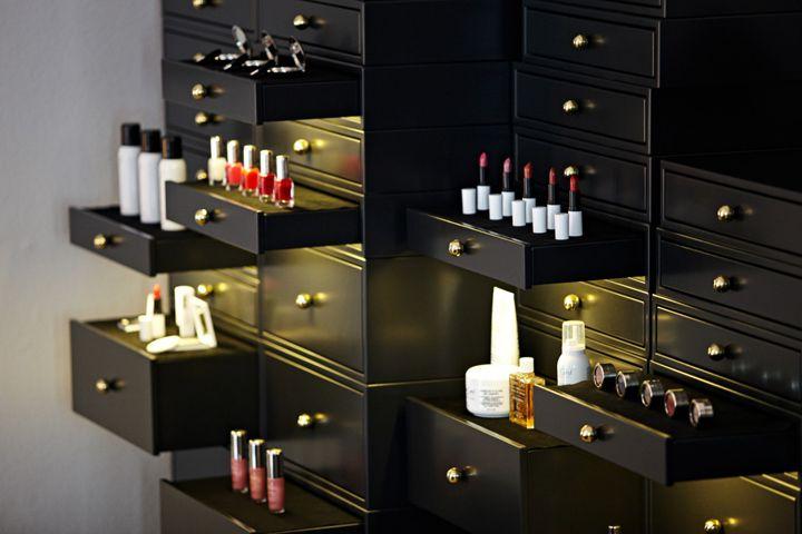 Luis Huber make up studio by Designliga Munich Germany 03 Luis Huber make up studio by Designliga, Munich – Germany