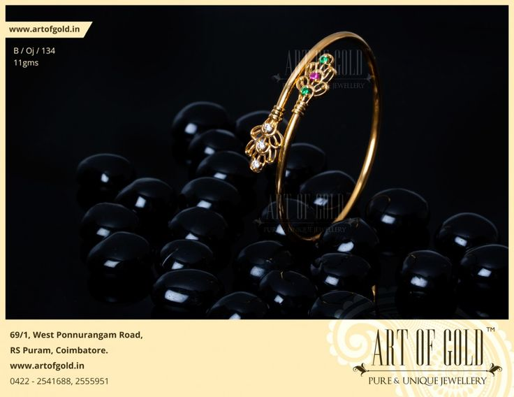 Designer CZ Bangle