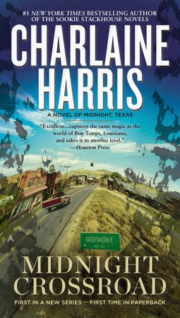 Midnight Crossroad by Charlaine Harris | PenguinRandomHouse.com  Amazing book I had to share from Penguin Random House