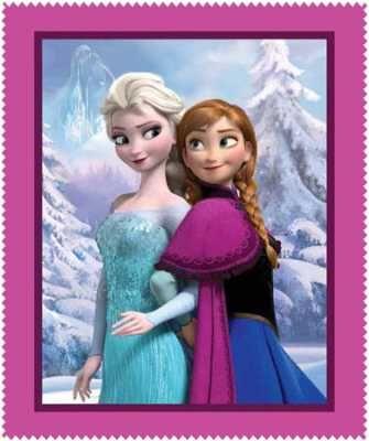 New Disney Frozen fabric