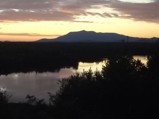 Mt Kathadin , Maine