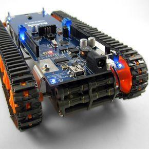 Robótica en el aula con las TIC